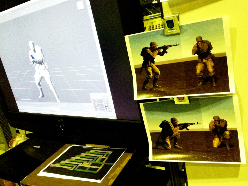 Click here to read Another Peek at What <em>Metal Gear</em>'s Creator Is Working On