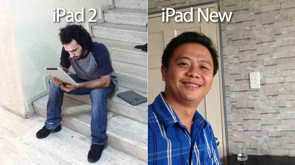 Click here to read The First New iPad Camera Shots: Pretty Good! But Don't Use It, <em>Ever</em>