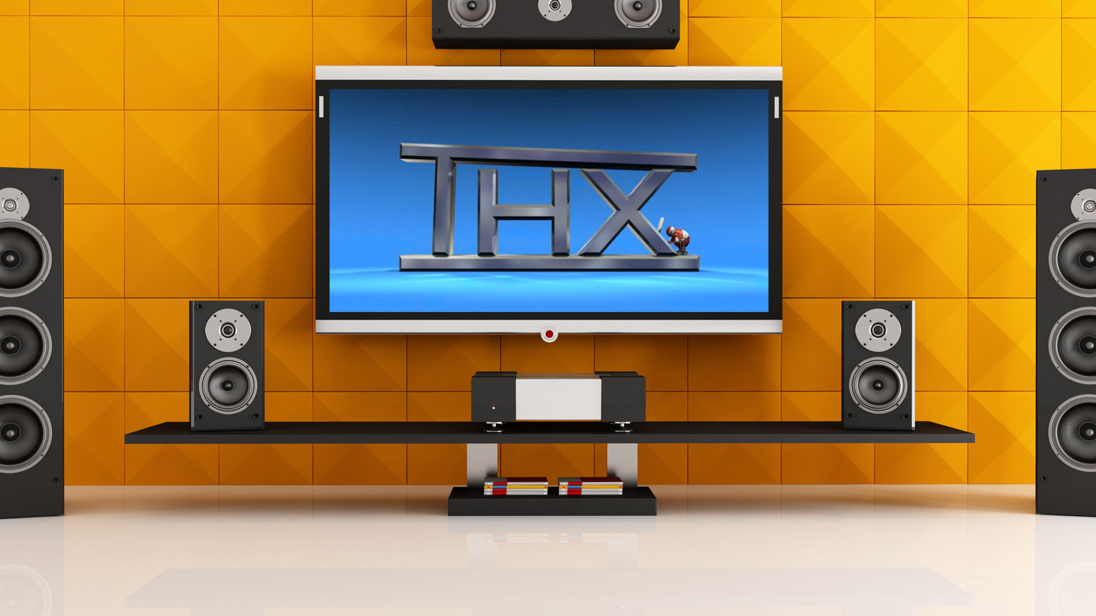 Click here to read Set Up Your Home Theater Like a THX Master