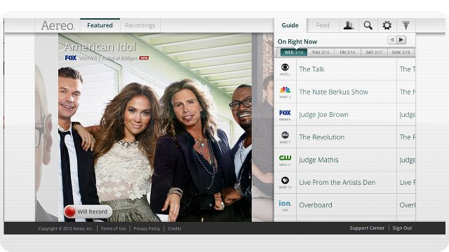 Click here to read Aereo Hands-On: Watch Broadcast TV Wherever and Whenever You Want