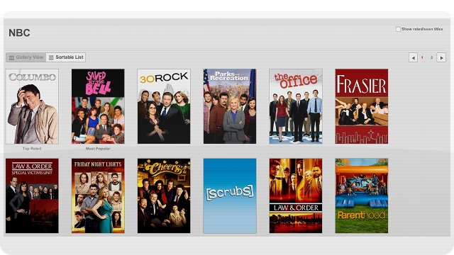 You Can Finally Search Netflix By TV Network [NetFlix]