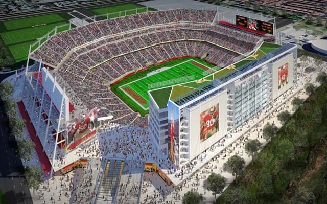 New 49ers Stadium Will Now Cost $1.2 Billion Thanks To Stuff That Doesn't Exist Yet