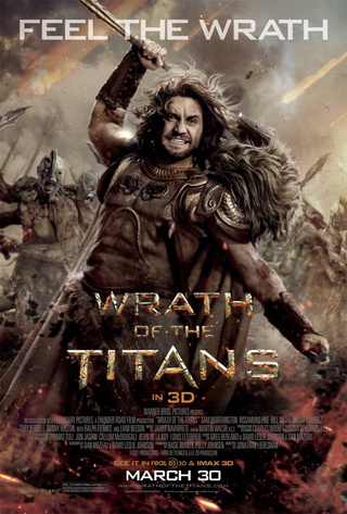 Wrath of the Titans: Ares