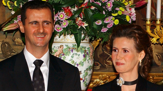 Syria's First Lady Has Quite the Luxury Shopping List