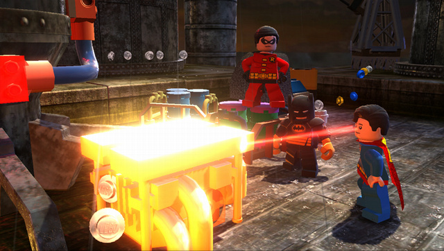 Superman Might Be The Best Part of Lego Batman 2