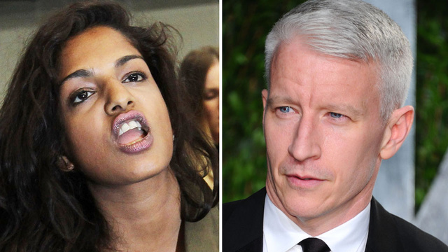 M.I.A.'s Weird Twitter Fight with Anderson Cooper