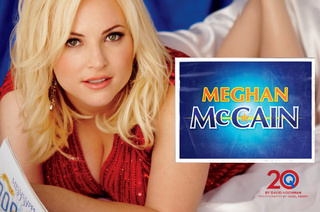 Meghan McCain Poses for Playboy: 'I'm Strictly Dickly'