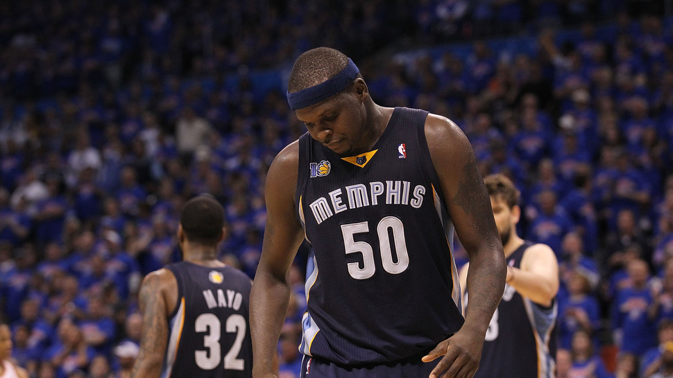 Police Pointed A Gun At Zach Randolph While He Was In Bed With A Woman