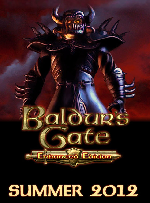 Baldur's Gate: Enhanced Edition Announced, Server Explodes [Update]
