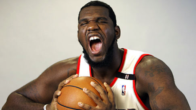 The Blazers Have Cut Greg Oden