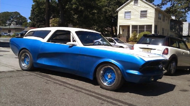 For $10,000, Will This Custom Mustang Hold Your Horses?