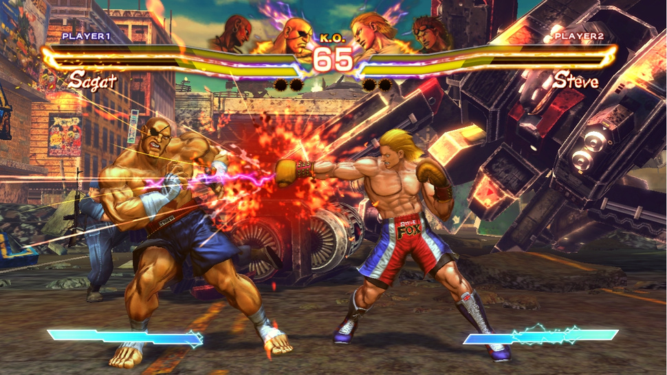 <em>Street Fighter X Tekken</em> Shows Its Character in Ten More Screens