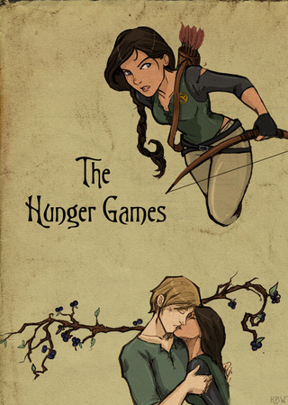 The Girl Who Was On Fire: The Most Amazing Hunger Games Fan Art