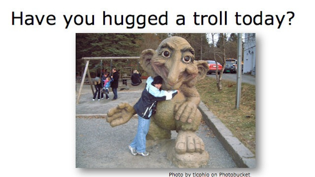 How To Win the War On Internet Trolls