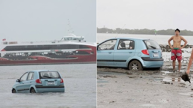 Click here to read Tourists Follow Car GPS Into a <i>Body of Water</i>