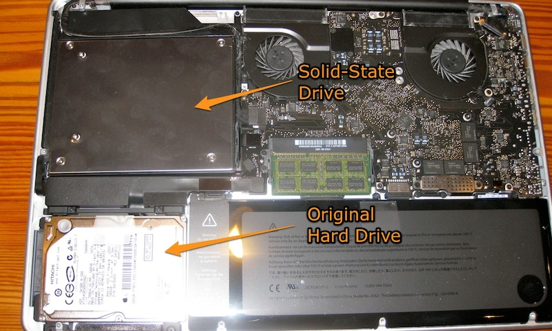 how to connect your ssd to your hard drive