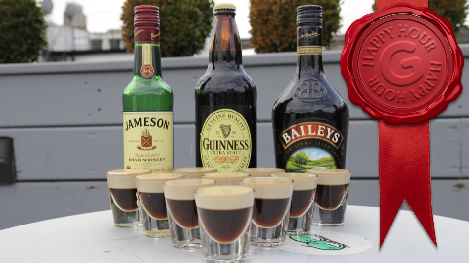 original Car Bomb Jello Shots Blow Up Your Liver for St. Patricks Day [Video]