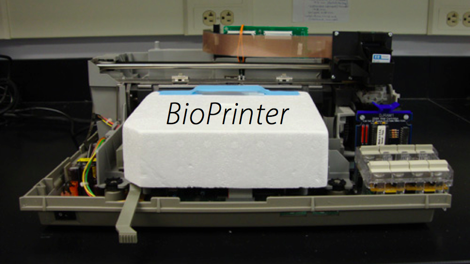 Scientists Study Cells With A Hacked Deskjet Printer