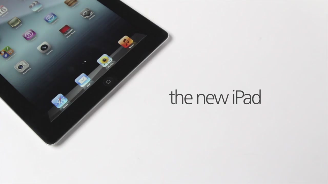 original Here Is Your New iPad Porn [Video]