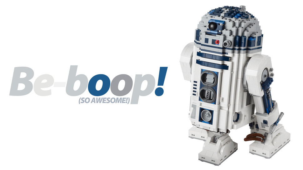 Exclusive Lego R2-D2 Is the Lego Set You Must Get This Year