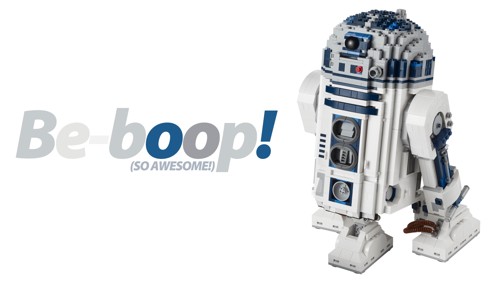 original Exclusive Lego R2 D2 Is the Lego Set You Must Get This Year [Video]