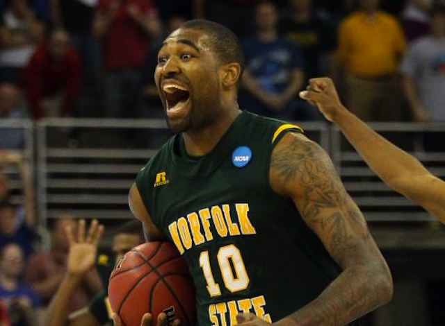 Meet Kyle O'Quinn, The Henny Youngman Of The NCAA Tournament