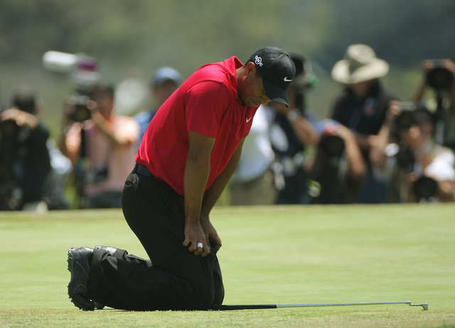 Did Tiger Woods Shred His ACL Training With The Navy SEALs?