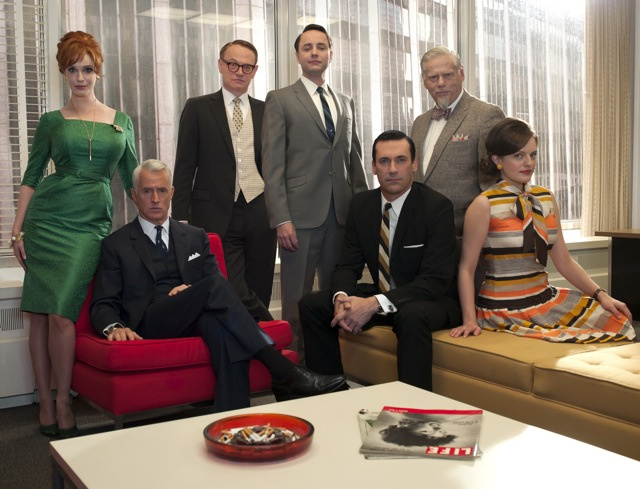 Mad Men Season 5 Is Back