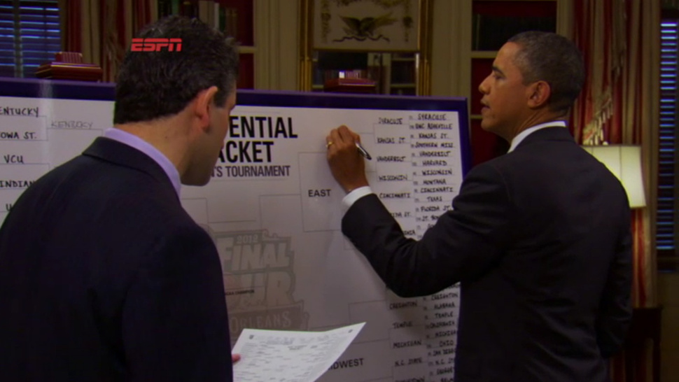 Grading The Pundits' Brackets: Jay Bilas And Barack Obama Will Make You Money, Seth Davis And LeBron James Will Lose It