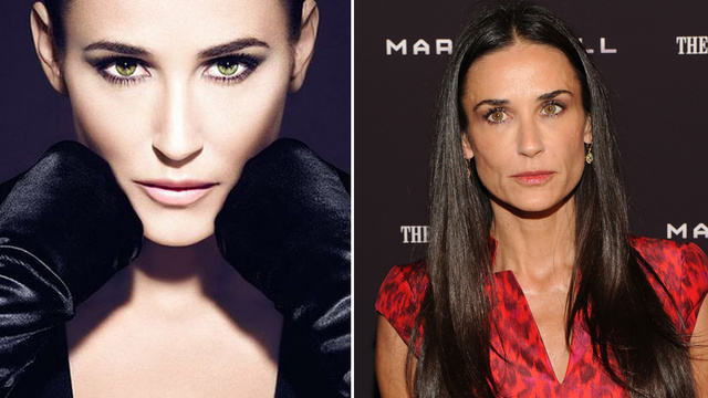 Another Day, Another Demi Moore Photoshop Story