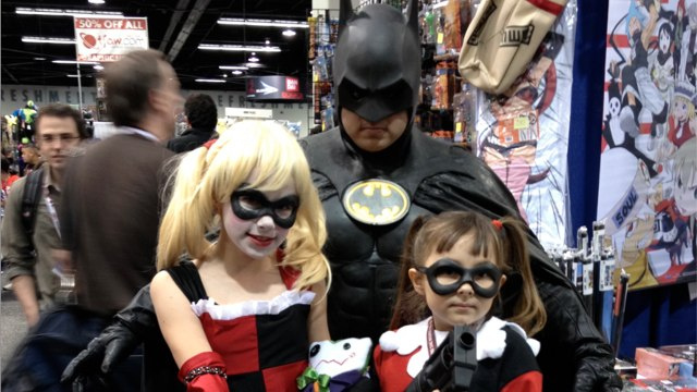 The Absolute Best Cosplay from WonderCon 2012 (Including Baby Harley Quinn)