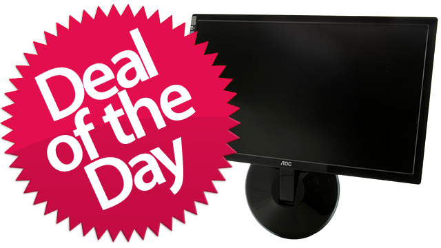 Click here to read This 23&amp;quot; LED Monitor Is Your Ten Eighty Peas Deal of the Day