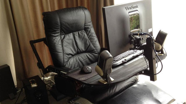 Originally Posted by Trojita & Anyone tried using a recliner for their PC gaming desk chair? - NeoGAF islam-shia.org