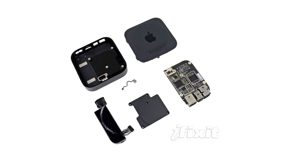 Click here to read New Apple TV Teardown Shows Beefier Guts Behind the Familiar Face