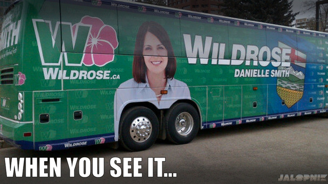 Politician Accidentally Turns Campaign Bus Into Girls Gone Wild Ad