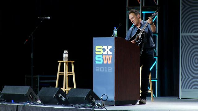 Click here to read Bruce Springsteen's Inspiring Talk On Creativity and Music Is a Must Watch