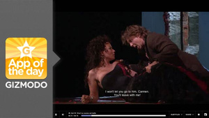 Met Opera on Demand: Watch the Opera, Yes the Opera, On Your iPad
