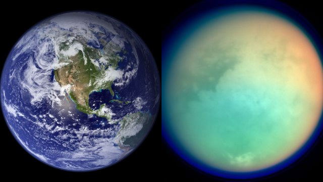 Click here to read Earth's atmosphere has repeatedly been choked in a thick methane haze