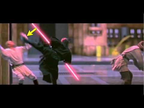 Click here to read This Video on How Awful the Light Saber Battles in <em>The Phantom Menace</em> Are Will Ruin Star Wars for You