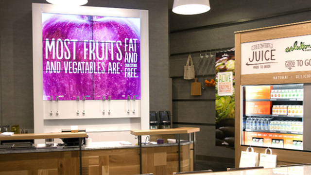 Starbucks Marks the Opening of Its First Fancy Juice Bar With an Unfortunate Typo