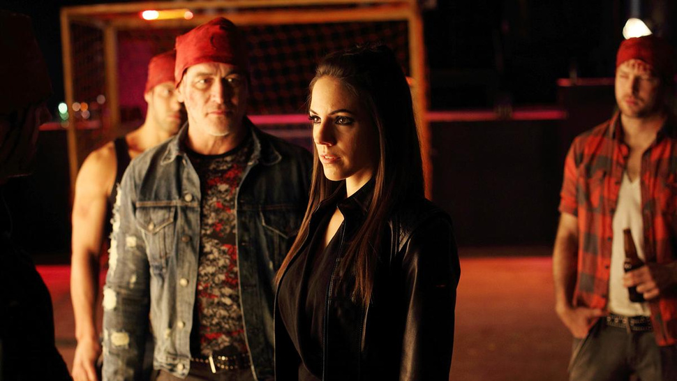 New Lost Girl Stills