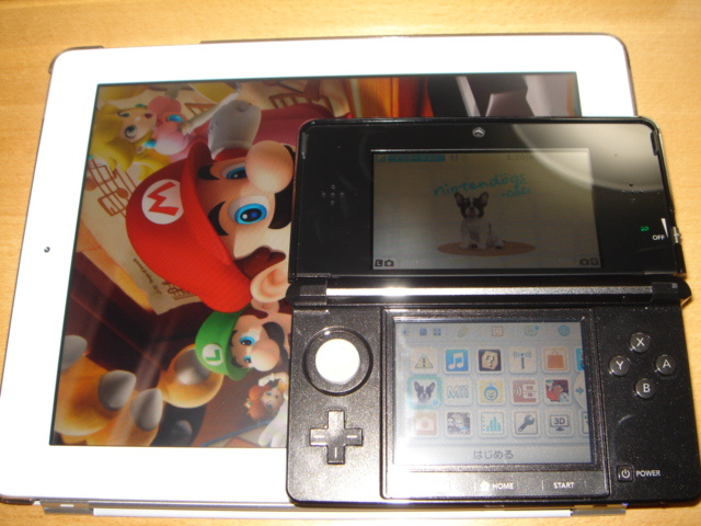 Which Looks Better? New iPad, PS Vita, or the 3DS?
