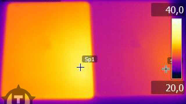Click here to read Thermal Images Show the New iPad Definitely Runs Hotter (Updated)