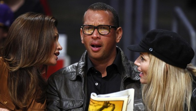 Here's Hipster A-Rod, Cindy Crawford, And Torrie Wilson In A Photo Capturing The Moment America Collapsed In On Itself