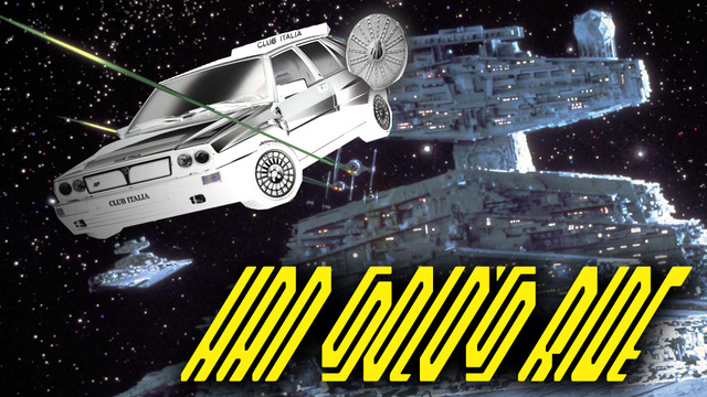 Ten Cars That Han Solo Would Drive