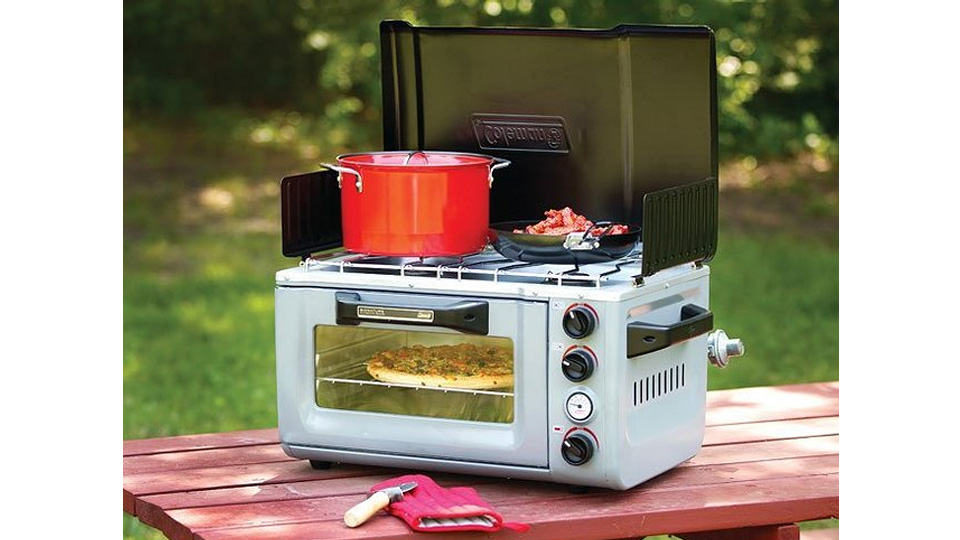 Click here to read Portable Propane Oven For Gourmet Camping Viddles