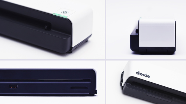 Doxie Go Scanner: Yes, This Thing Is Actually Cool
