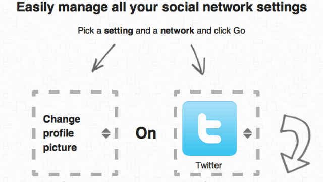 Click here to read Update All of Your Social Network Settings from One Page with Bliss Control