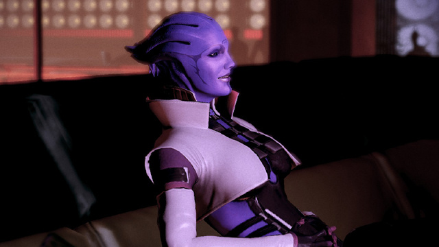 What Ever Happened To This Part of Mass Effect 3's Leaked Script?