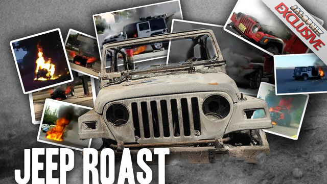 Did Jeep Offer An Owner 'Hush Money' To Keep Quiet About Fire Risk?